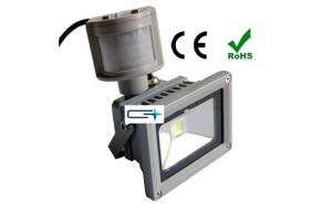 China Warm White OEM 10W 120º Outdoor LED Flood Lights 50Hz Dimmable Led on sale