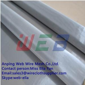 China stainless steel window screen/insect sccreen on sale
