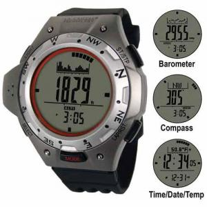 China Functional Auto Altimeter Digital Compass on sale