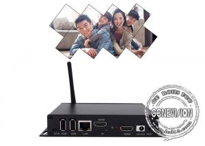 China Palm Size Android Ad HD Media Player Box  TV Monitor For Symmetric Video Wall on sale
