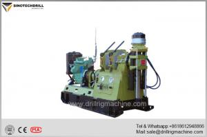 China High Performance Diamond Core Drill Rig For Geology / Mineral Exploration Core Drilling on sale