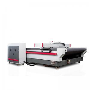 China CNC Knife cutting machine for Fabric  cloth plotter garment cutting machine on sale