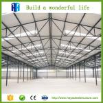 Most popular dome corrugated steel buildings and gable frame steel building