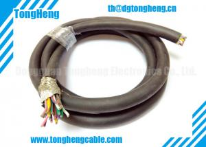 China Matt Black Automotive Car Audio Use Customized Cable on sale