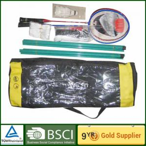 China AL training Professional Badminton Rackets with EVA grip Aluminium frame and shaft on sale