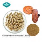 China Ganoderma Lucidum Reishi Mushroom Capsules with Vegetarian Capsule for Healthy Heart wholesale