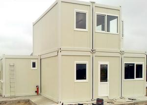 China Commercial Reusable Metal Shipping Containers For House - Building Project on sale