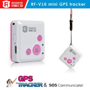 China sim card tracking 3g gps tracker small gps personal tracker on sale