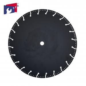 China 7 Premium Demolition Diamond Metal Cutting Blade , Diamond Blade For Circular Saw on sale