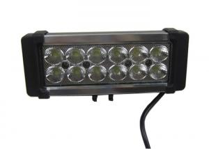 China 36W Work LED Off Road Spotlights , Off Road LED Light Bars For Trucks on sale