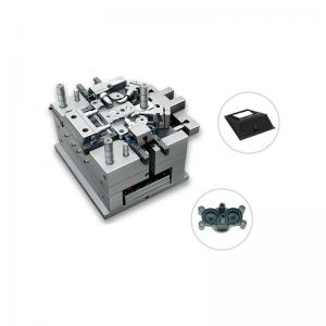 China Low Maintainance Injection Custom Plastic Molding Angle Lifter Design Cover Parts on sale