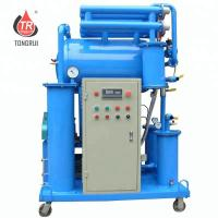 China ZJB Single-stage transformer oil Filtration/Dielectric Oil Recycling and Purification plant with Best price on sale