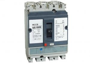 China NS Series Moulded Case Adjustable Circuit Breaker Leakage Protection on sale