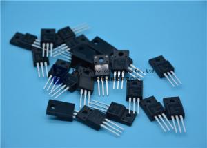 China N Channel Npn Bipolar Transistor FDPF10N60NZ 38W Tc Through Hole TO 220F on sale