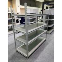 China Customized Boltless Rivet Shelving For Office / House / Warehouse Easily Assembled on sale