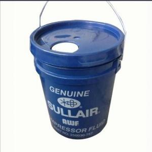Quality Sullair 250030-758 Air Compressor Lubricating Oil Cold Resistant Low Fuel Consumption for sale