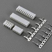 3A Equivalent JST 2 ~ 16 Pin SCN Housing Board In Connectors For VCRs , 2.5MM Pitch