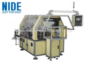 China Automatic Rotor Copper Wire armature winding machine ,  Weight 1180Kg on sale