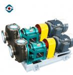 Self Priming Centrifugal Industrial Chemical Pumps Corrosive Resistant Wear Resistant