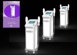 China Hot sell new technology IPL+RF+OPT+SHR super fast permanent body hair removal, scar on sale