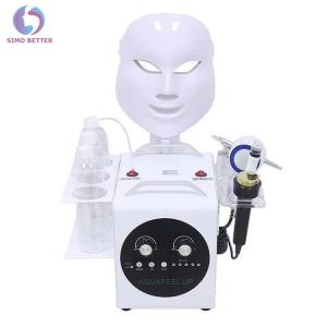 China Deep Clean Skin Care Small Bubble Oxygen Device With 7 Inch Touch Screen on sale