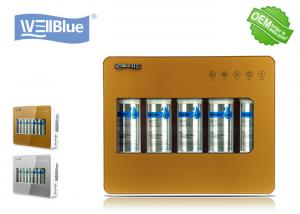 China Durable 5 Stages Ultrafiltration Water Purifier , Alkaline Water Filter Machine on sale