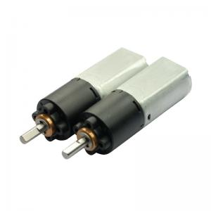 China 20mm Low Noise Low RPM Small Motor DC Gearbox For Automatic Door & Window on sale
