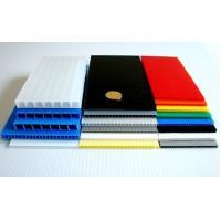 UV Resistant Flame Retardant Polypropylene Coroplast Sheets 5mm 6mm 8mm