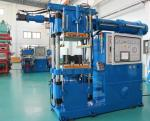 Small Space Requirement Horizontal Injection Machine