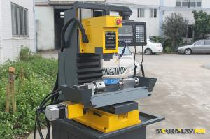 China Little CNC Mill  from China Vocational technical college teaching and DIY enthusiasts. technology developmen on sale