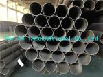Gb/t 8163 Stainless Steel Seamless Tube Cold Drawn / Hot Rolled For Liquid Service
