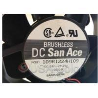 SANYO DENKI BRUSHLESS FAN DC SAN ACE 24V .25A MODEL 109R1224H1090 MINILAB