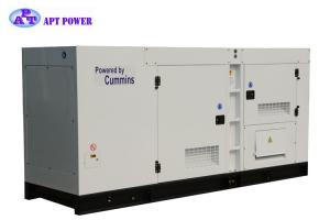 China Weatherproof Perkins Electric Power Generator for Outdoor Use , Soundproof Generator Set on sale