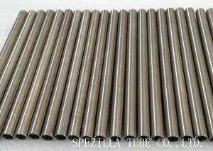 ASME SB338 Grade 1 Titanium Seamless Pipe / Titanium Round