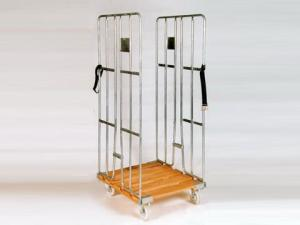 China supermarket roll cage on sale