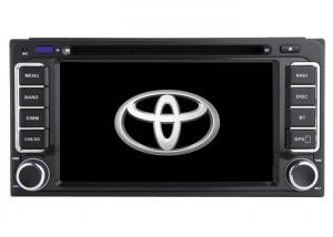 China Toyota Universal 2 DIN Android 9.0 Car Multimedia DVD Player with Bluetooth TYT-6255GDA on sale