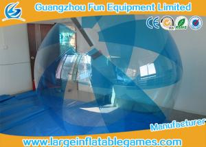 China Colored TPU Promotional Inflatable Water Walking Ball For Kids And Parents on sale