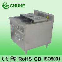 Counter restaruant 2 tank 4 basket deep fryer with 8kw