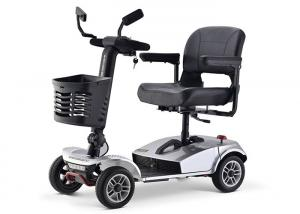 China Metal Handicapped Three Wheel Motorcycle 110 CC Engine For Three Passengers on sale
