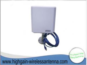 China network WLAN Outdoor WI FI PC USB Wireless Adapters 1000mv with 14dbi Antenna on sale