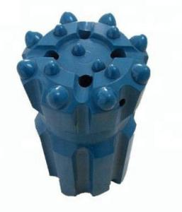 China 102mm T45 Concave Face Dth Button Bits High Speed Drilling For Hard Rock on sale