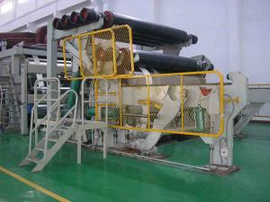 China paper machine reel machine on sale