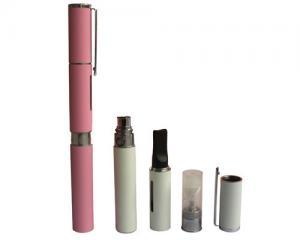 China Pink Ego W Electronic Cigarette Atomizer 1.8ml , Big Vapor E-Cig on sale