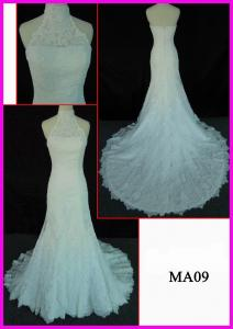 China mermaid wedding dress on sale