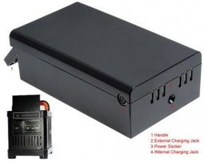 China Rechargeable Ni-MH Battery for best Portable Power pack Inverter LEADPOWER LP-750 on sale