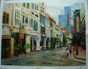 China Original street landscape on sale
