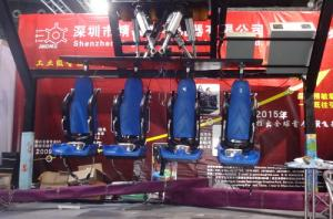 China Stable and reliable amusement rides with Virtual reality glasses on sale