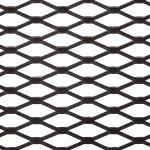 3/4 #16 Carbon Steel Expanded Metal Mesh Flat For Building Construction