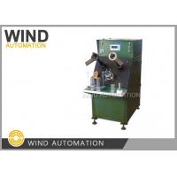 China Automatic Insertion Machine Single Phase AC Motor Stator Coil Winding 0.75KW on sale