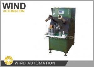 China Automatic Insertion Machine Single Phase AC Motor Stator Coil Winding 0.75KW on sale